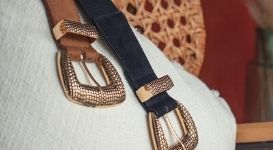 deux ceintures pour femme